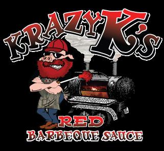 Krazy K's Red BBQ Sauce